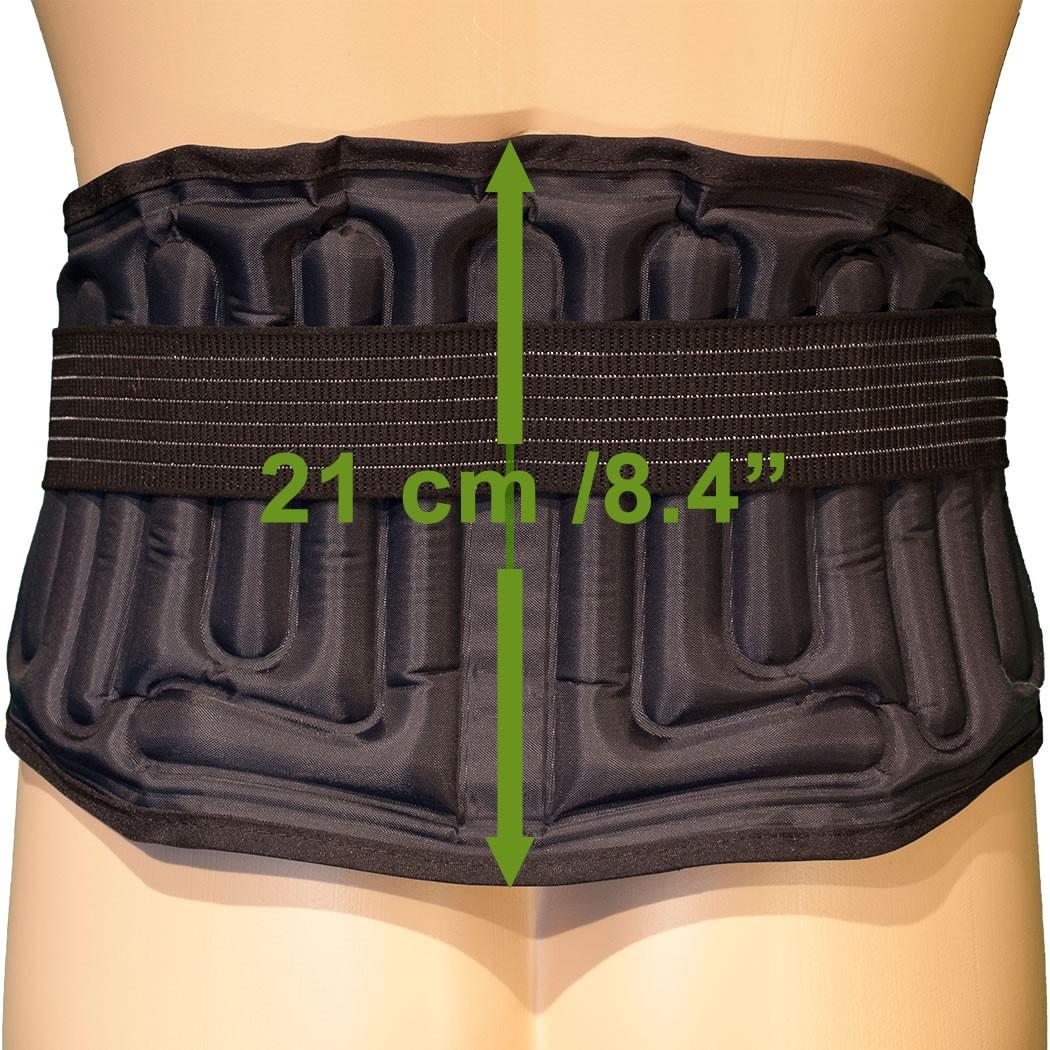 Lumbar Belt L4 L5 S1 Airlomb Inflatable Belts