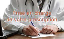 Prise en charge de votre prescription médicale